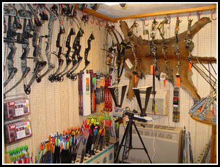 JD Archery Equipment